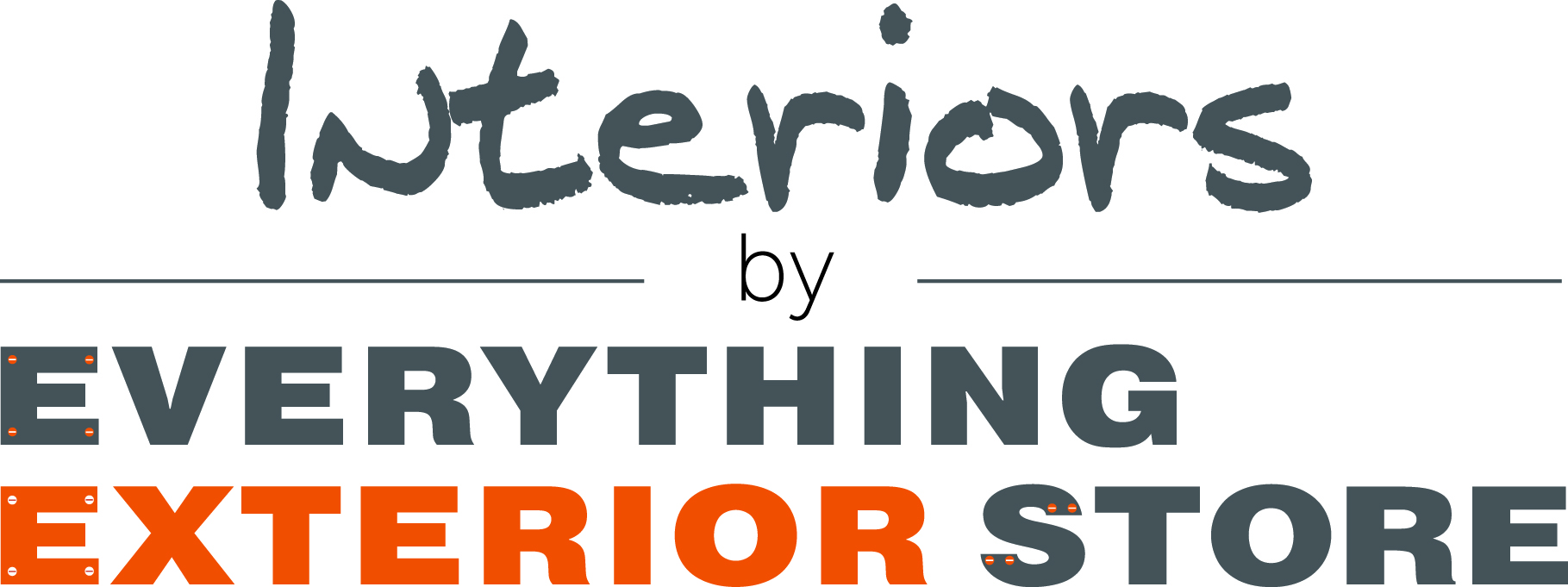 interiors by everything exterior logo