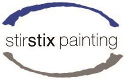 stir stix painting