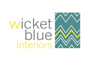 Wicket Blue Interiors Logo