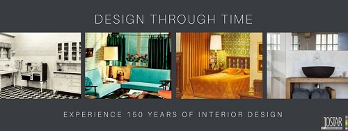 design through time- Website
