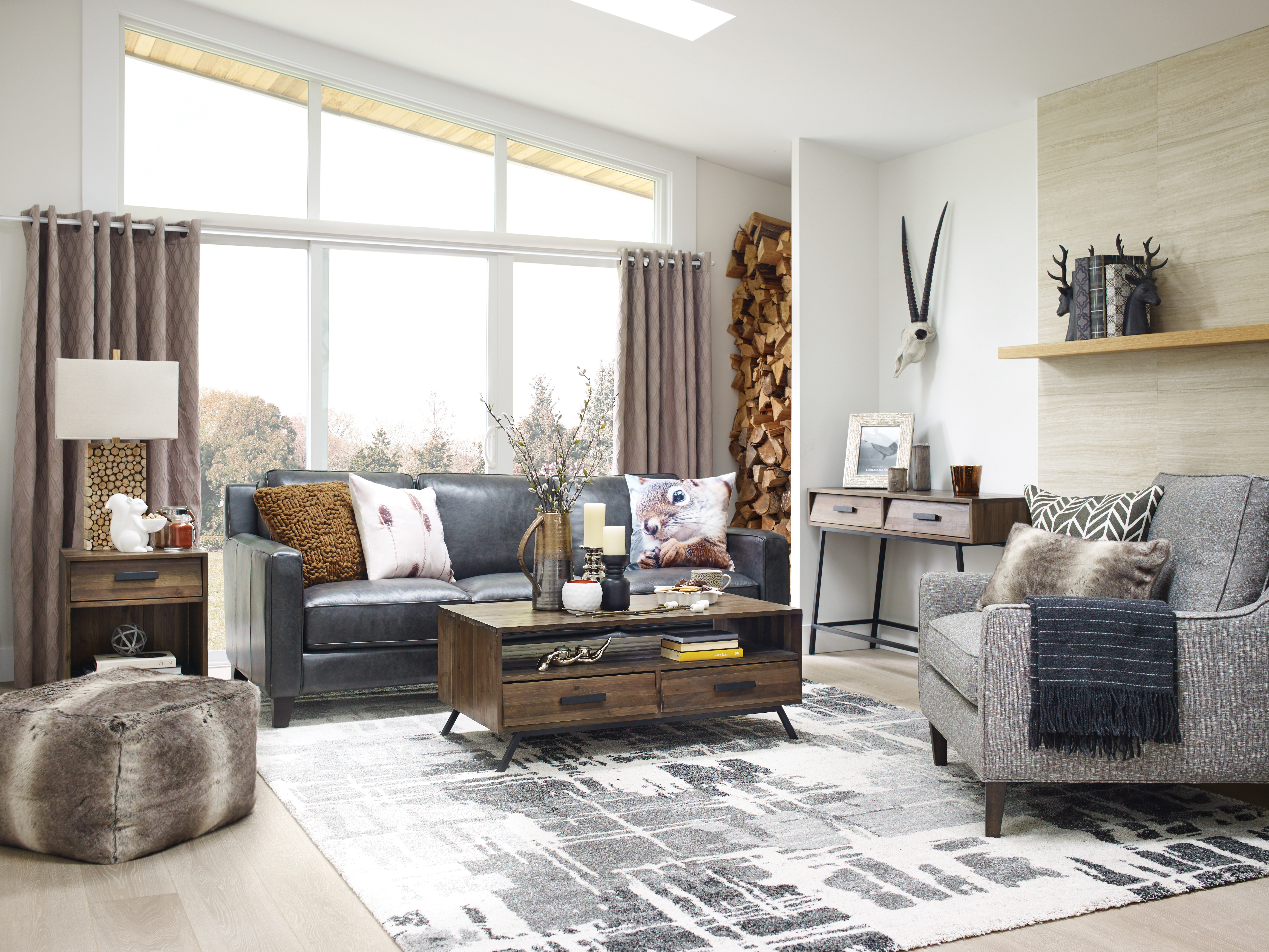 Urban Barn Living Room